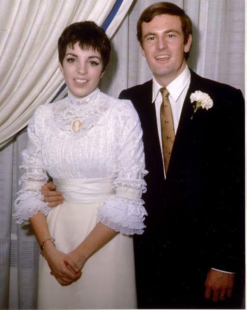 Actress/Singer/Dancer Liza Minelli and musician/singer/songwriter Peter Allen were married 1967-1974.