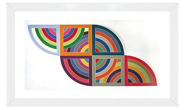 Frank Stella, Harran II, 1967 | Need to Know | One Kings Lane