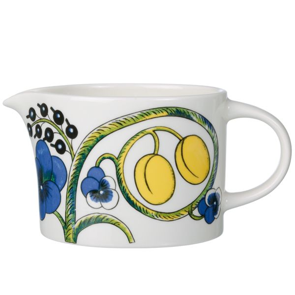Paratiisi pitcher 0,55 L  Manufacturer: Arabia  Design: Birger Kaipiainen