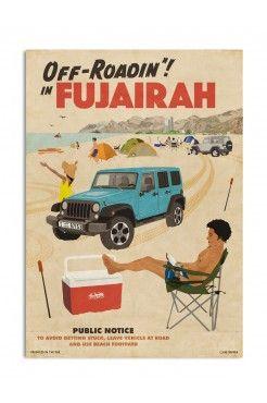 """""""Off Roading"""" highlife-dubai.com"""