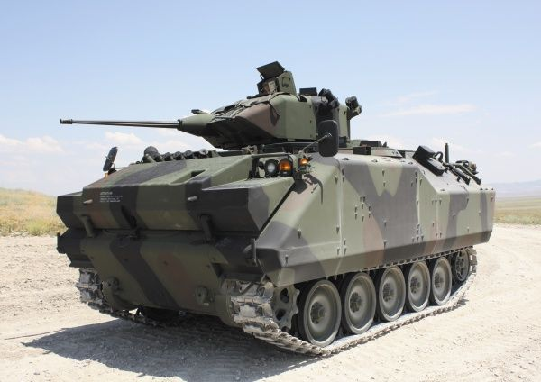ACV-15 Armoured Combat Vehicle with 25mm Sharpshooter turret.