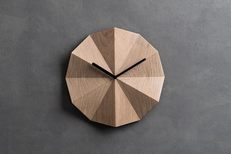34 Wooden Wall Clocks To Warm Up Your Interior - http://www.assessmyhome.com.au/34-wooden-wall-clocks-to-warm-up-your-interior/   Every interior can benefit from warm, wooden tones to fire up those cold winter nights. What better way to inject the rustic than with a wooden wall clock? Themed, Scandinavian, unbranded or for the kids, these thirty-four clocks add interest and a smile to a wide range of interiors. Rustic... http://cdn.home-designing.com/wp-content/uploads/2016