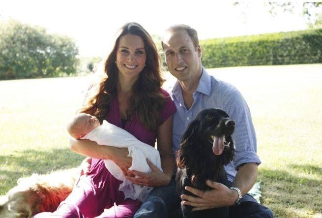 Kate Middleton wearing Seraphine