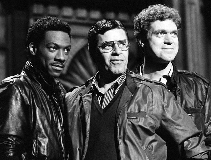 Eddie Murphy, Jerry Lewis & Joe Piscopo   Saturday Night Live (1984)