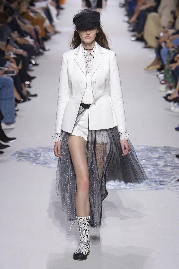 Dior Spring Summer 2018, Ready-to-Wear :: The Wonderful World of Fashion