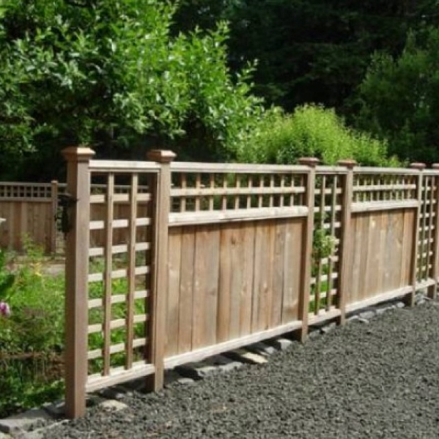 Best 25+ Types Of Fences Ideas On Pinterest