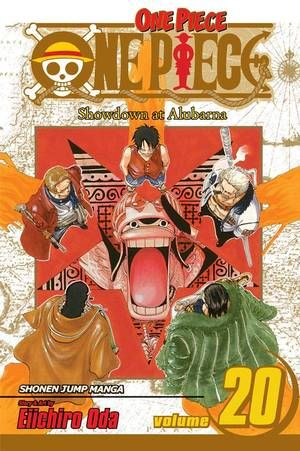 One Piece, Volume 20: Showdown at Alubarna, http://www.e-librarieonline.com/one-piece-volume-20-showdown-at-alubarna/