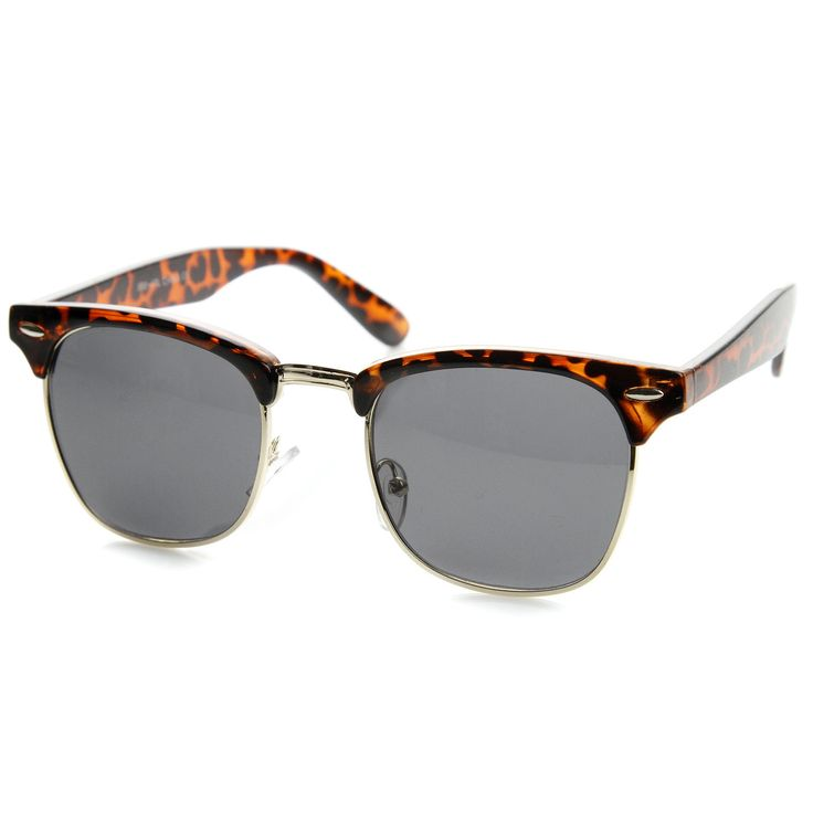 Not Your Standard: VINTAGE INSPIRED CLASSIC POLARIZED CLUBMASTER WAYFARER SUNGLASSES 2936