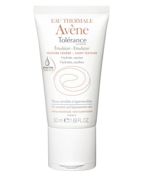 Emulsion Tolérance Extrème d'Avène soin minimaliste  pour peaux sensibles