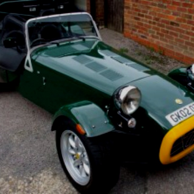 Caterham Kit: 17 Best Images About Locost 7 On Pinterest