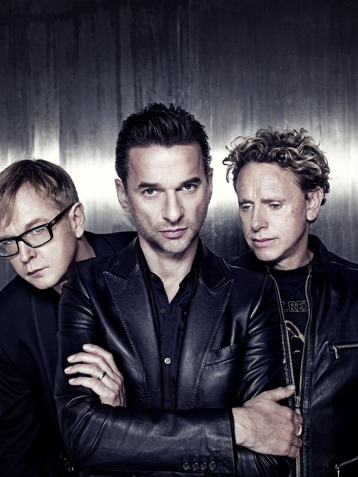 Energy! Inspiring band Depeche Mode