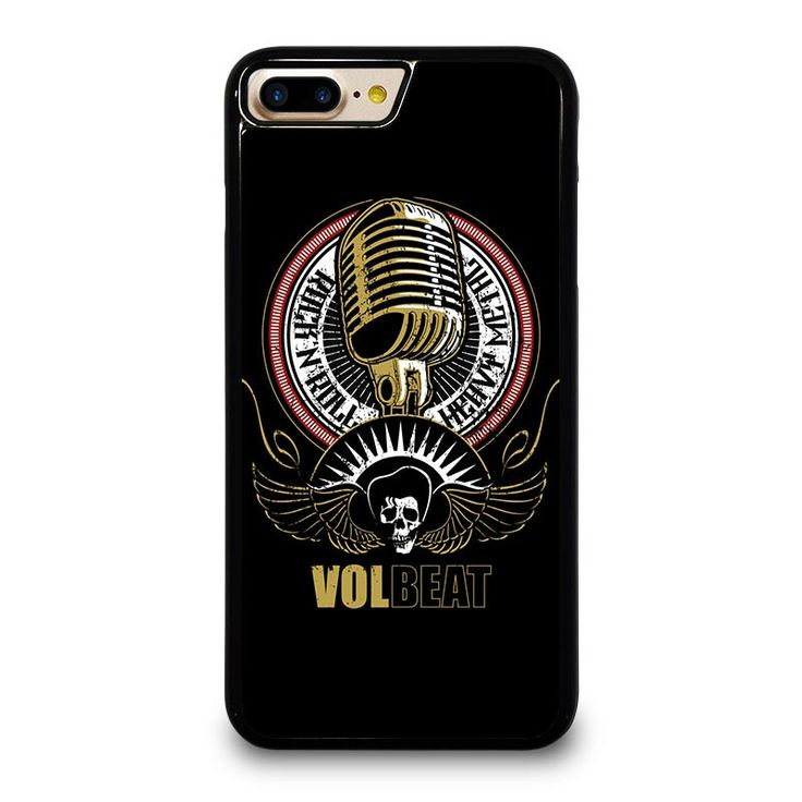 VOLBEAT HEAVY METAL iPhone 4/4S 5/5S 5C 6/6S 6/6S 7/7S Plus SE