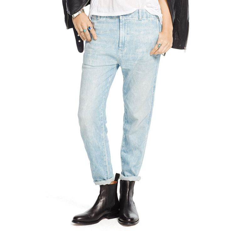 Cotton-Linen Twill Trouser
