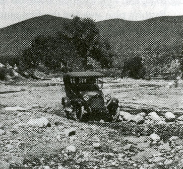 Dodge Touring Car, US Army, Mexican Punitive Expedition