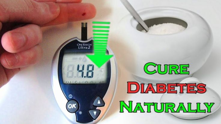 How to Cure Diabetes Naturally Without Using Drugs