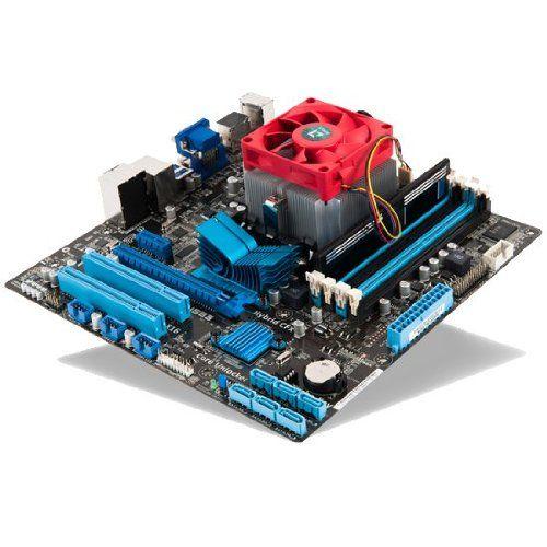 Computer Technology Home, Office or Gaming Upgrade Bundle Kit - Gigabyte USB3 Motherboard andamp