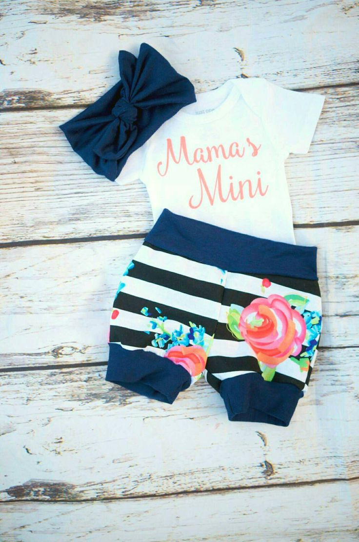 baby girl coming home outfit,floral baby outfit,newborn floral outfit,summer baby outfit, toddler bubble shorts, mama's Mini outfit, girl by MadeSouthernCo on Etsy https://www.etsy.com/listing/511642087/baby-girl-coming-home-outfitfloral-baby