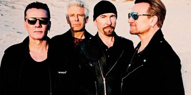 U2 tour 2017!