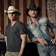Kenny Chesney and Tim McGraw reunite for 2012 Brothers in the Sun tour :) tickets anyone??
