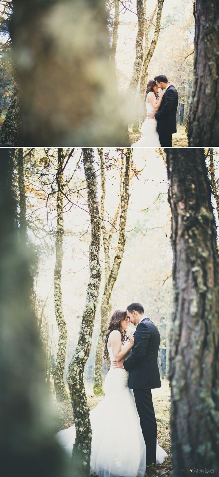 Katy+Chema | Postboda en Otoño » Fotógrafo de bodas en Madrid | Tony Romero | Fotografía documental de bodas