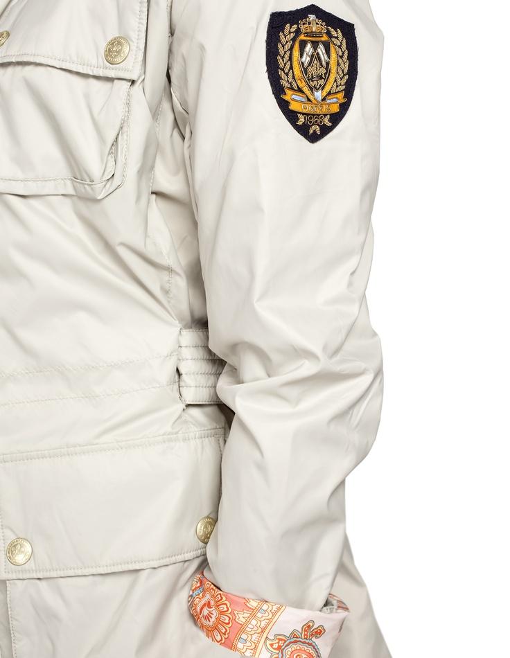 Morris Lady Hepburn Jacket Offwhite