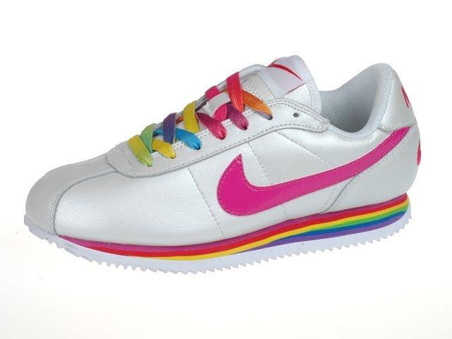 e9445061cb846 ... Womens Nike Cortez Rainbow ...