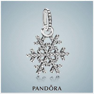 Pandora Snowflake