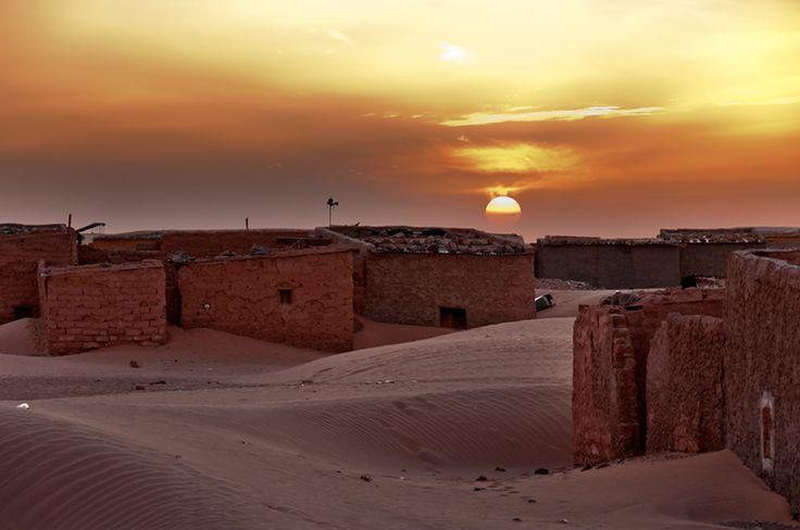 Refugiados Saharauis