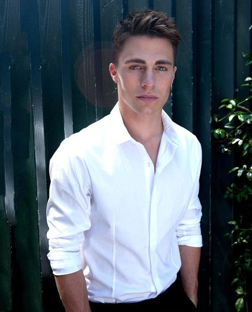 Colton Haynes... I feel a pervert moment approaching