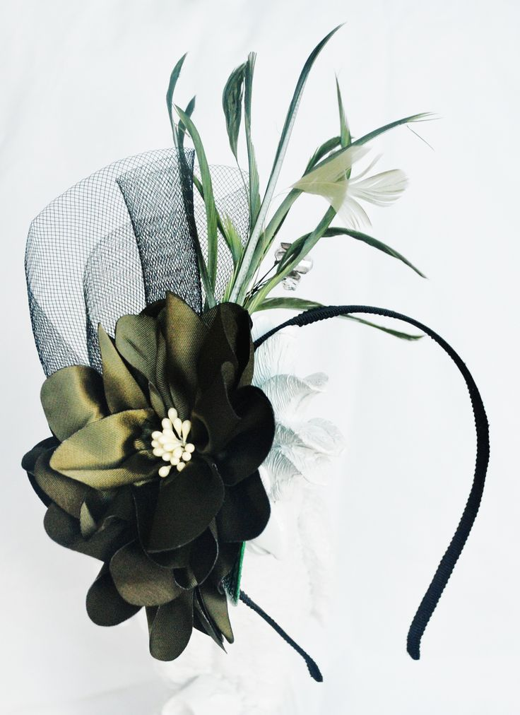 Stunning fascinators from www.imgorgeous.co.nz.  Available to purchase from selected retailers across New Zealand and online at www.born2shop.co.nz