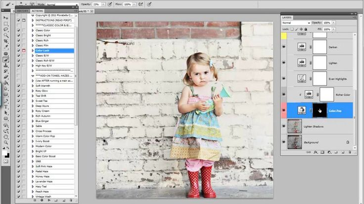 how to add color to a selection in photoshop