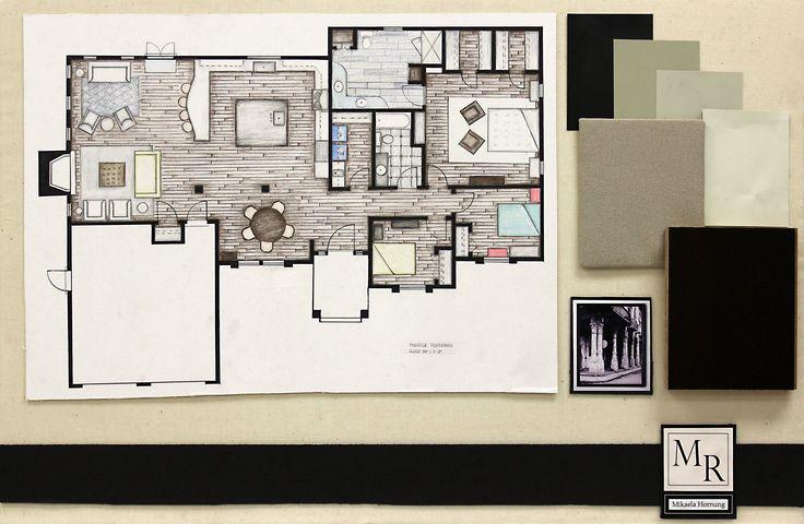 Interior designer boards images interior architecture - Materials needed for interior design ...