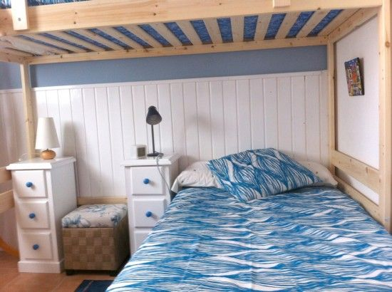 Die besten 25+ Ikea hochbett mydal Ideen auf Pinterest Ikea - ideen fr kleine schlafzimmer ikea