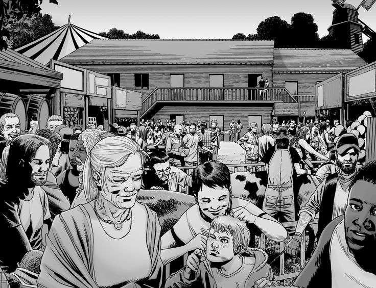 136 best The Walking Dead Comic images on Pinterest The walking