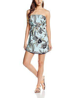 14, Blue (Horizon Blue), Animal Women's Kira/t07 Dress NEW