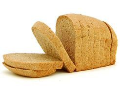 Wholemeal Loaf, Sliced, Authentic Bread Co. (400g) - Abel and Cole