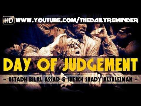 The Day Of Judgement ᴴᴰ ┇ Powerful Speech ┇ by Ustadh Bilal Assad & Shei...
