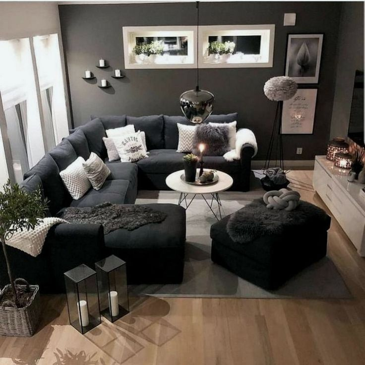 30+ cozy small living room decor ideas for your apartment 19
