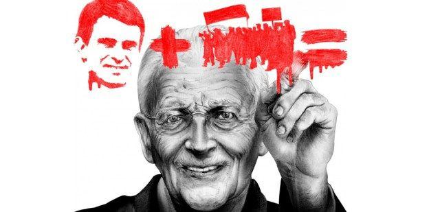 Alain Touraine cet optimiste qui veut réconcilier Manuel Valls et Nuit debout