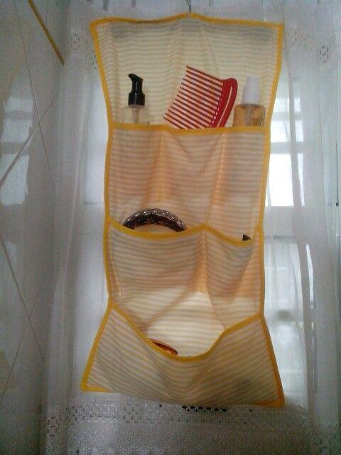 Organizador De Baño Tela: about Organizador de baño on Pinterest
