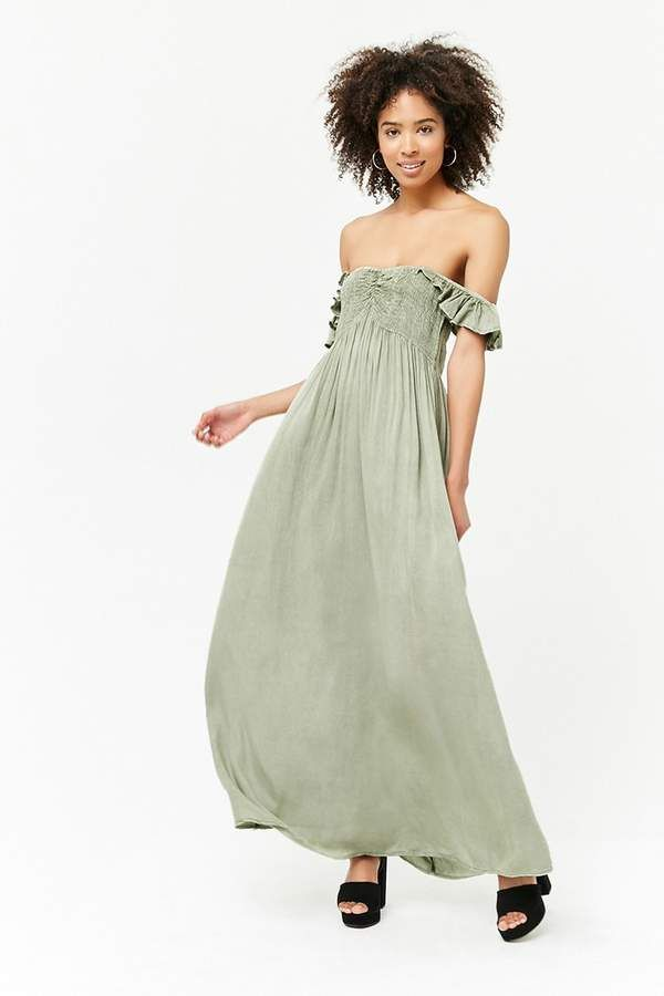 f7f680cf4167 Forever 21 Mineral Wash Maxi Dress | Beauty Style in 2019 | Maxi ...