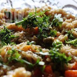 Quick Vegetarian Biryani @ allrecipes.com.au