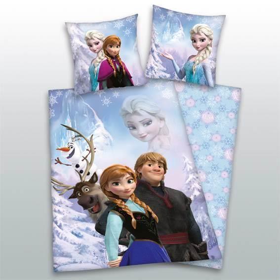 Copripiumino con i personaggi di Frozen originale della Disney
