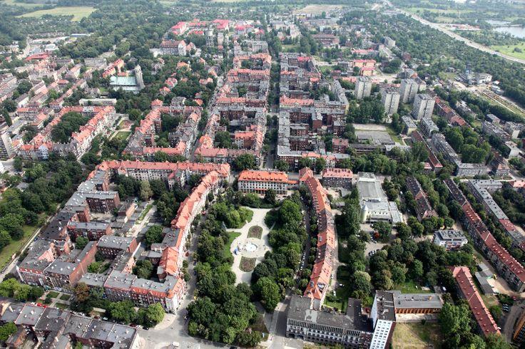 Panorama Bytomia. W środku Śląski Uniwersytet Medyczny [Foto-Loto]