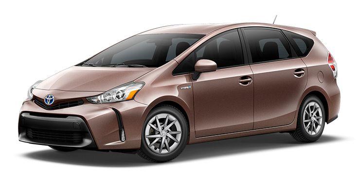 Prius v   Get Your Toyota - British Columbia