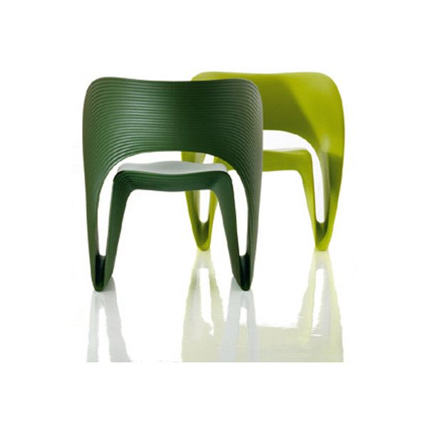 Magis Raviolo Chairs By Ron Arad