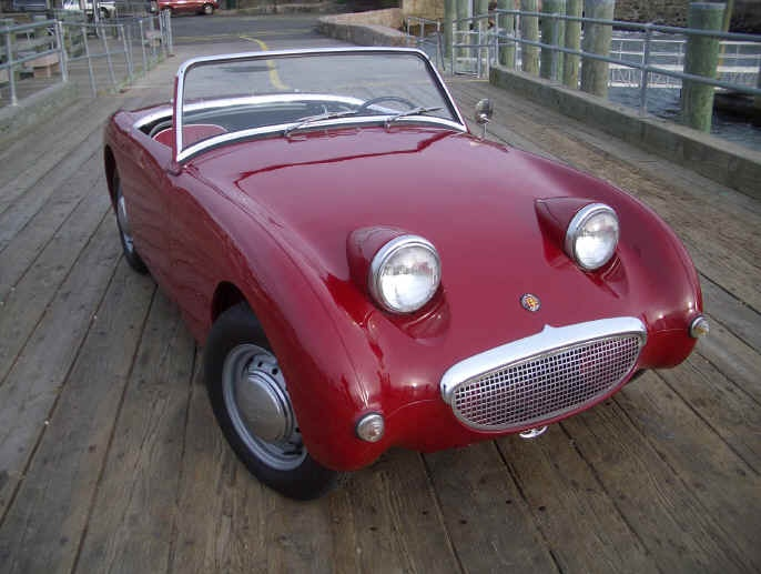 Austin healey 10 handpicked ideas to discover in cars for Red barn motors austin