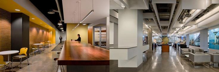 Cet ancien bâtiment accueil les nouveaux bureaux d'Autodesk. L'équipe d'architecture HOK en a fait la conception à fin d'améliorer et et d'exploiter les caractéristiques naturelles de l'immeuble installé dans un quartier historique de San Francisco.