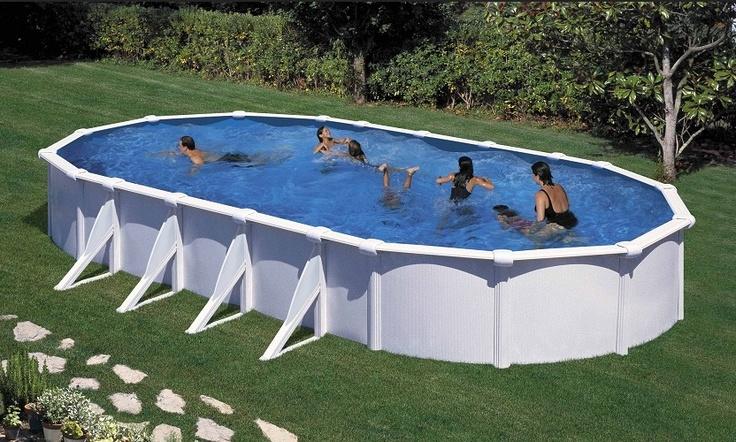 - Piscina Caribe Technypools -  Una tra le piscine fuori terra più capienti e comfortanti. Disponibile in 4 misure. Un vero e proprio gioiello!  #pisicna #relax #famiglia #amici