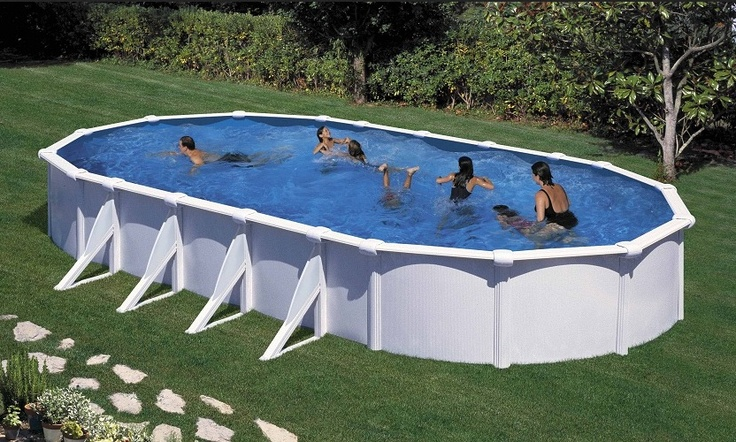 Oltre 25 fantastiche idee su piscine fuori terra su - Misure piscine fuori terra ...